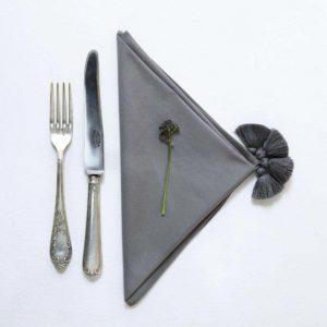 TULUM grey table