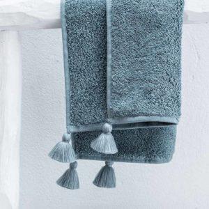 Bath linen TULUM water