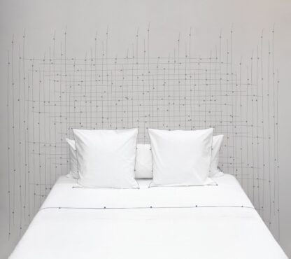 Bed linen Nil grey