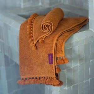 bath linen amber vbarkowski