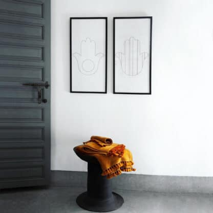 terry bath towel  amber valerie barkowski