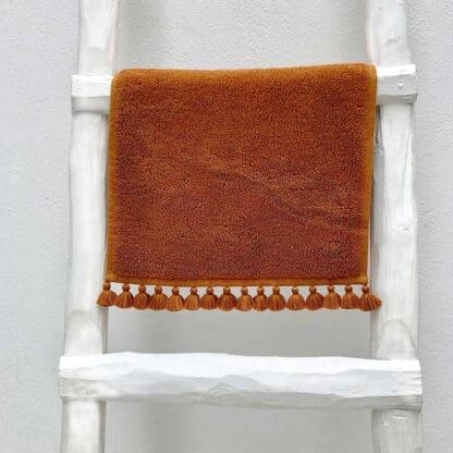 guest towel terry cotton amber valérie barkowski